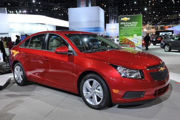 GM 'thanked' by biodiesel groups for making the Cruze Diesel B20-ready