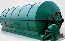 Waste tire pyrolysis oil plant technical parameter?
