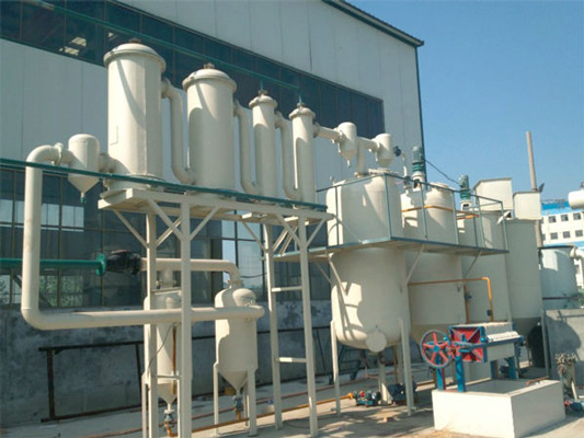Waste oil refining machine running situation in Lebanon