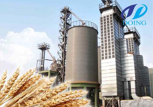 New agricultural machinery high quality wheat drying machine