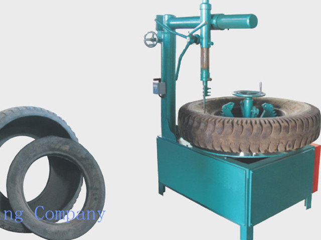 Stable performance rubber cutting machine