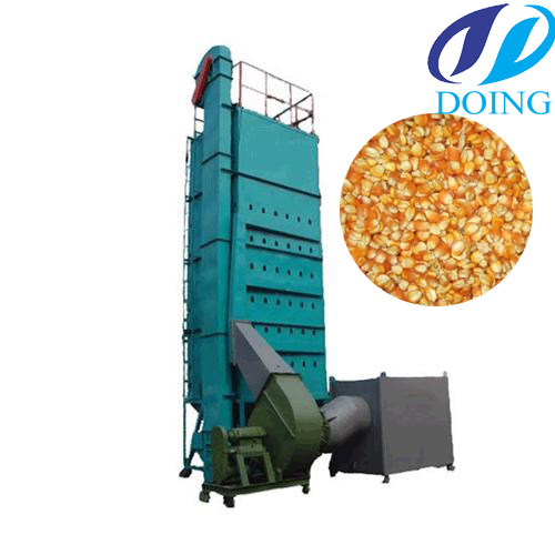 What capacity can your grain dryer process?