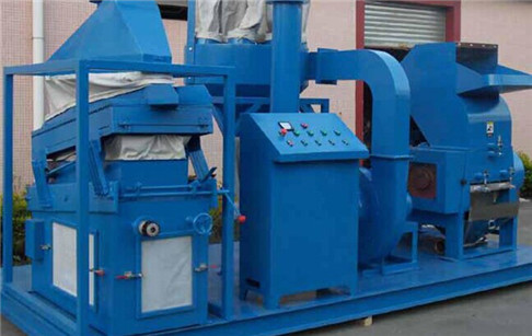 PCB/circuit board recycling machine