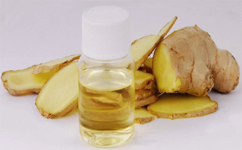 How to make ginger oil ?