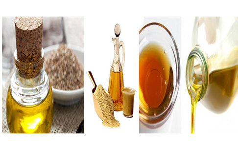 Sesame seed oil benefits the skin and health