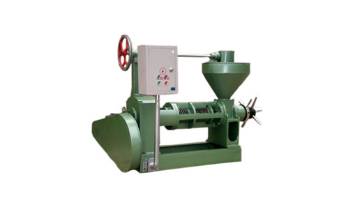 Cooking oil screw press machine​
