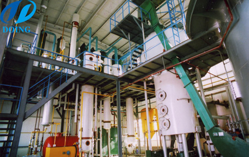 Advantages of small scale solvent extraction plant