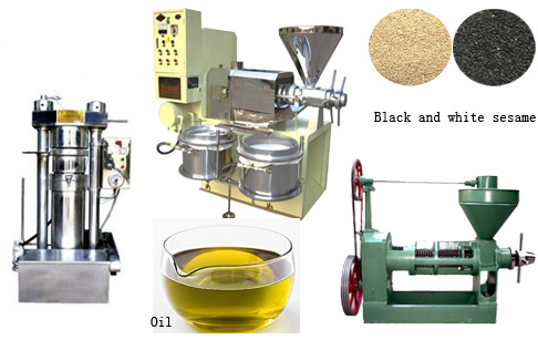 Sesame oil press plant :hot press or cold press ?