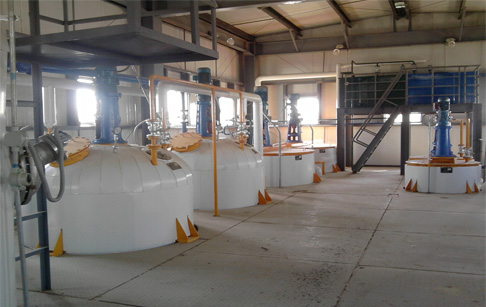 What are the purpose and methods of cooking oil refining?
