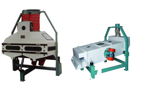 What is oilseed cleaning machine?