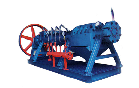 What is oil extruding machine?