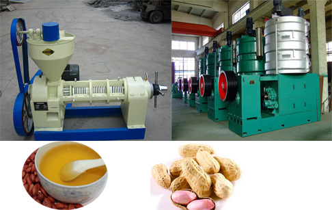 How To Establish Small Peanut Oil Mill Cooking Oil