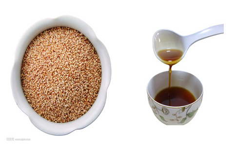 How to make sesame seed oil at home ?