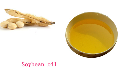 Composition of soybean oil ?