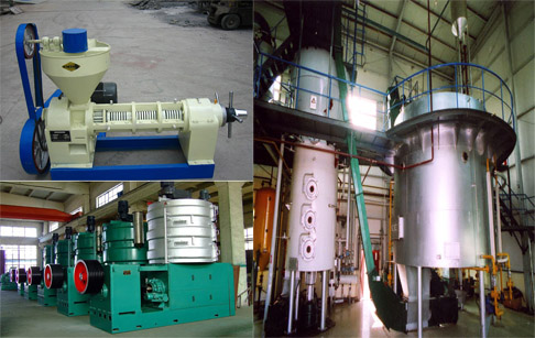 Comprision of dencentral cold pressing to industrial extraction with solvent