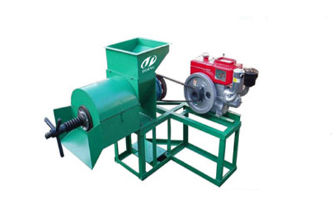 Usage and maintence of screw oil press