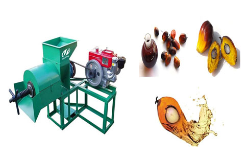 DY130 small palm oil press machine