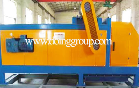 Big metal plastic separator machinery to Taizhou , Zhejiang , China