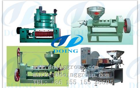 Safety of 6YL oil pressing machinery production