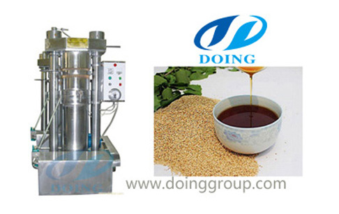 How to make and distinguish sesame oil?