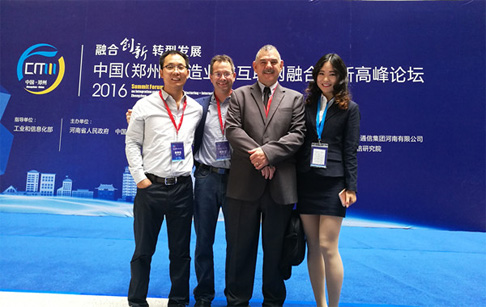 2016 summit forum on Integration and innovation manufacturing @+ Zhengzhou,China