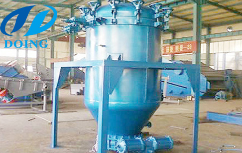 Filter common faults and maintenance of vertical leaf filter machine: