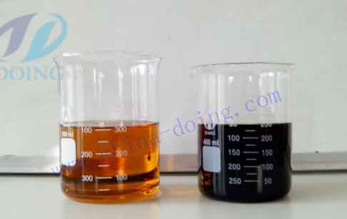 Why tire pyrolytic oil become so popular all over the world?