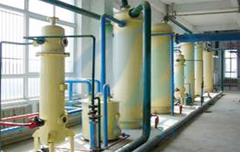 Solvent extraction process for edible oil processing