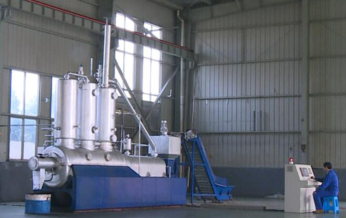 Fully automatic continuous waste plastic pyrolysis plant and distillation all in...