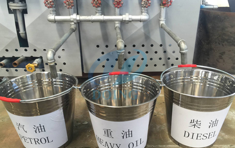 Machine to turn plastic into diesel fuel_Waste Oil to Diesel