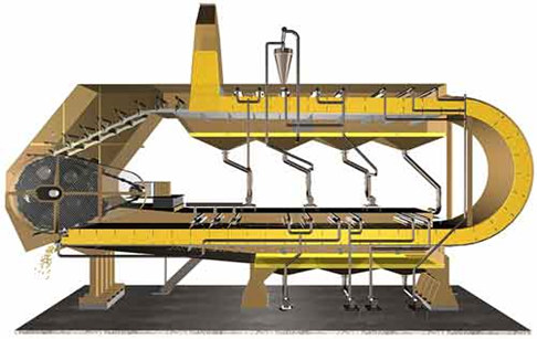 Turnkey solvent extraction plant running video