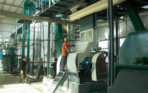 The functions of flaking machine used in oil seeds processing plant