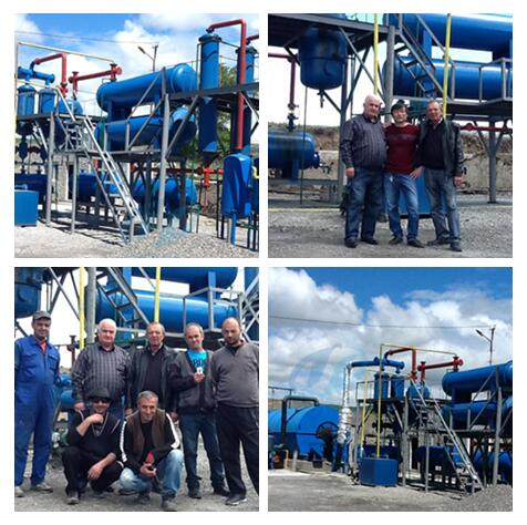 plastic pyrolysis plant project report