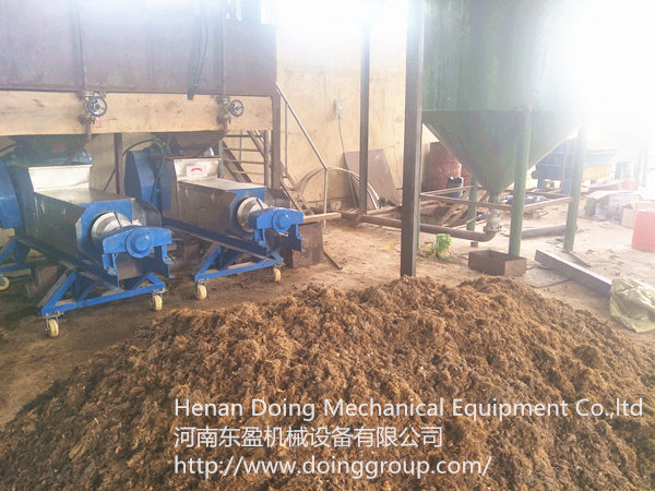 palm oil processing machine
