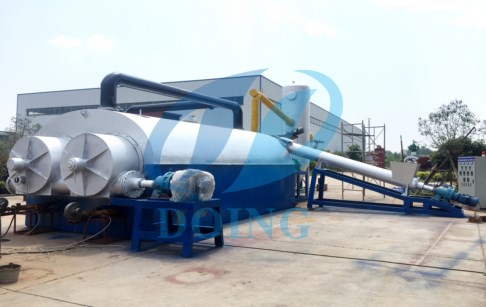 Advantages of Doing new generation continuous waste tire pyrolysis plant