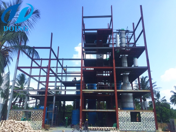 palm oil refinery plant project in Kenya