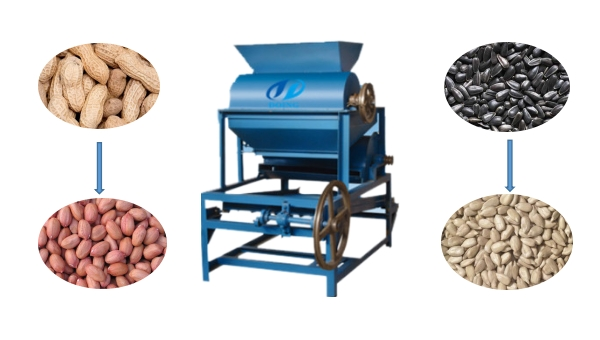 small scale groundnut oil mill plant