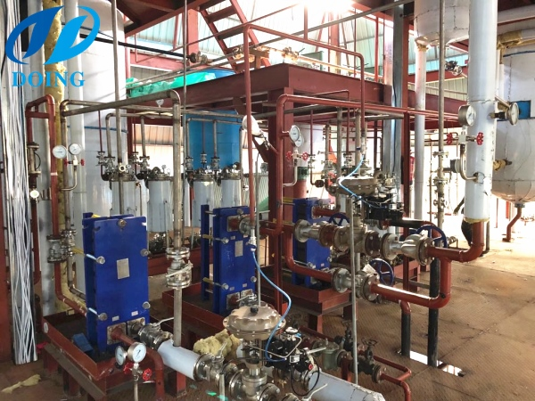 cooking oil refining plant in kenya