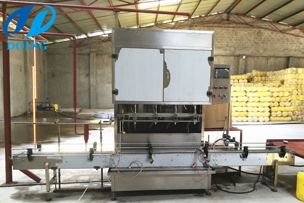 cooking oil filling machine in kenya