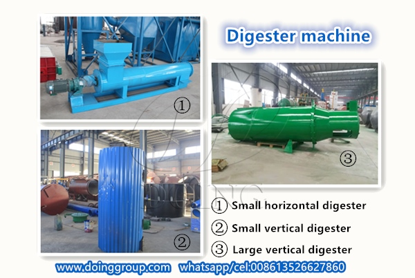palm fruit digester