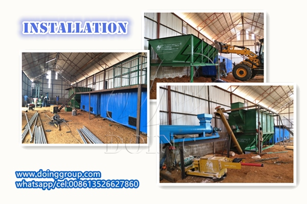 small scale palm oil processing plant