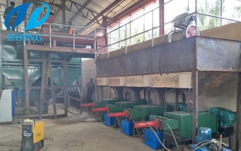 How to choose palm oil processing machine manufacturers?