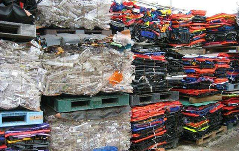 What plastic can be recycled by plastic recycling to oil machine?