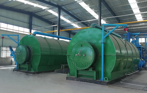 Specialized in manufacturing and sale pyrolysis plant that