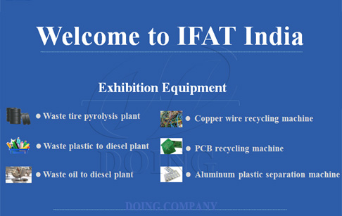 DOING Company will attend the IFAT India 2019!