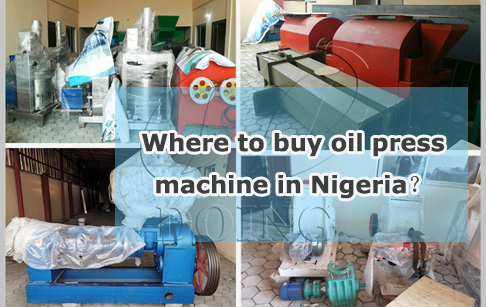 Where to buy oil press machine in Nigeria?