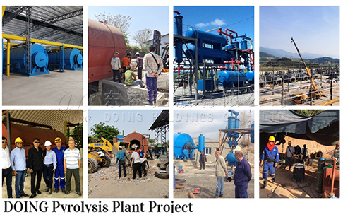 How to guarantee the after-sale service of pyrolysis plant?